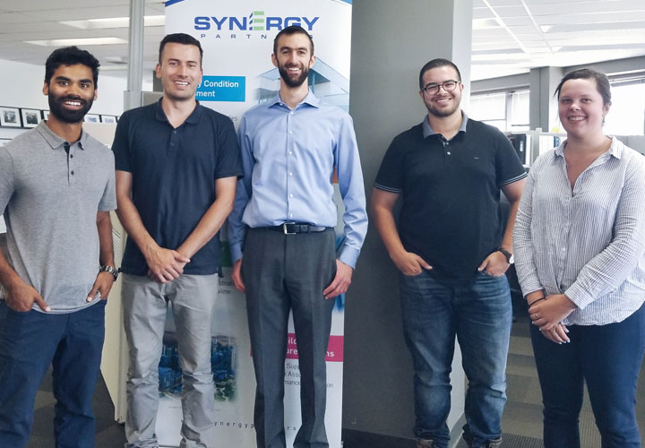 Synergy Partners Announces Newest Team Members
