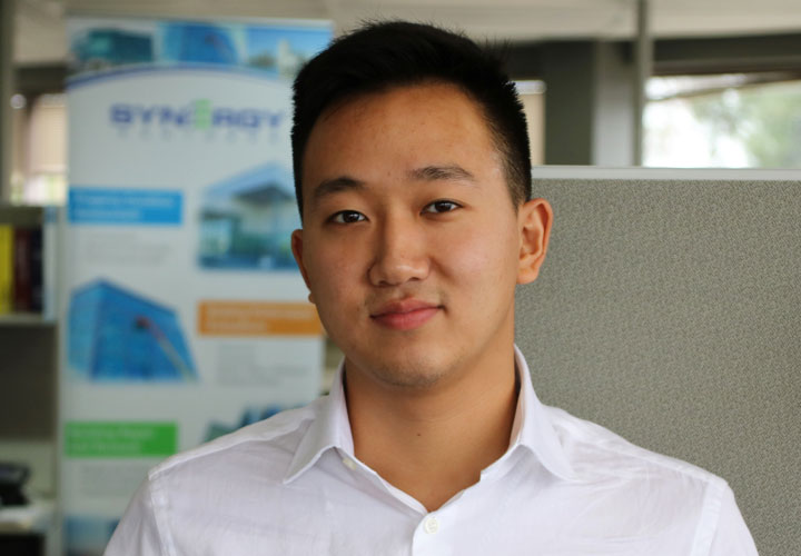 Synergy Partners Welcomes WonJai Jang!