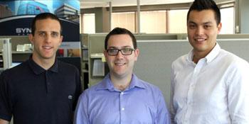 Synergy Partners Announces Three New Shareholders