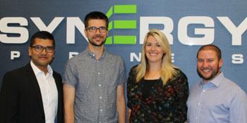Synergy Partners Announces Four New Shareholders