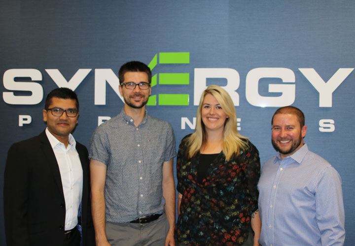 Synergy Partners Announces Four New Shareholders