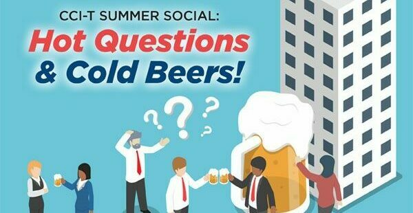 Join Sally Thompson at CCI Toronto – Hot Questions & Cold Beers!