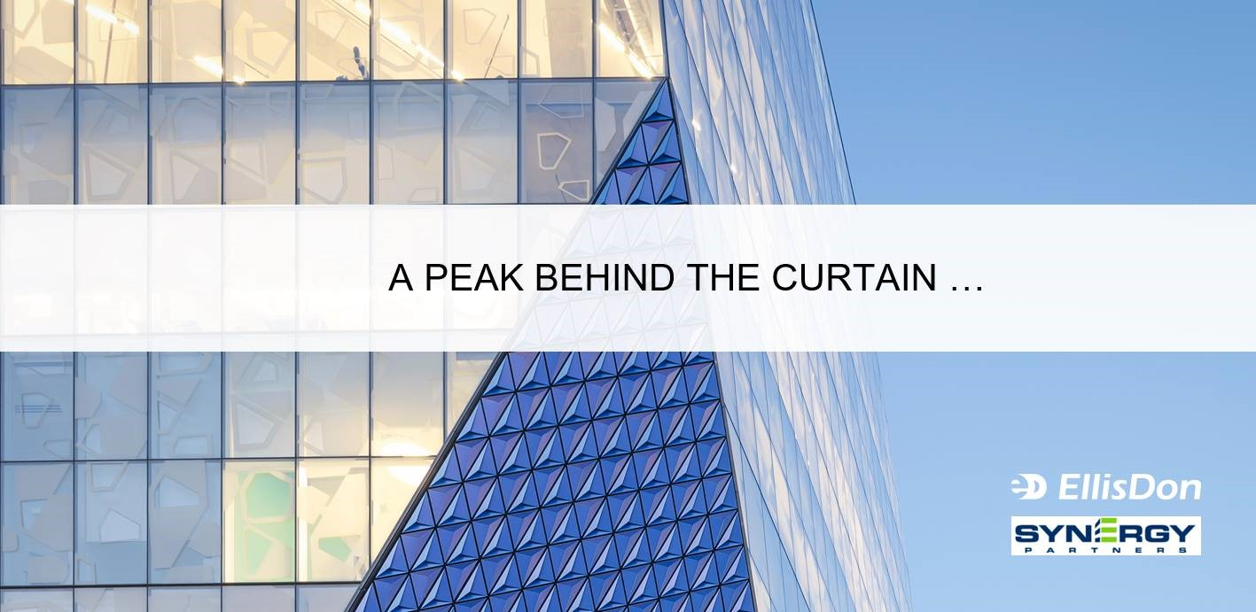 A Peak Behind the Curtain – The Buildings Show
