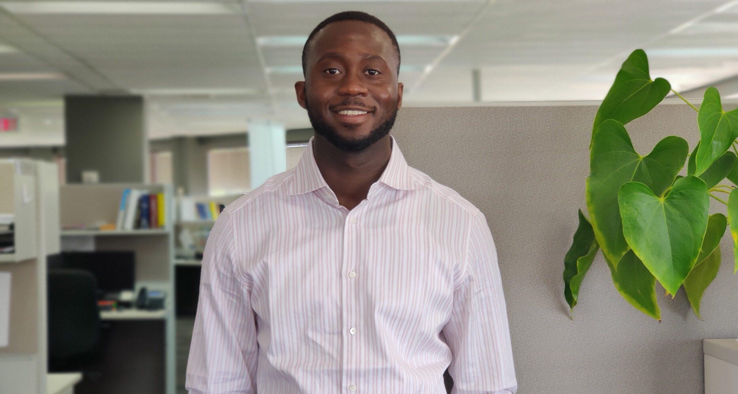 Welcome Kwame Addai!