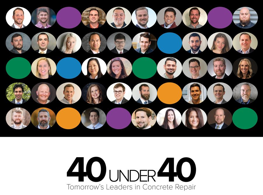 Patrick Cutten named as one of ICRI's 2021 40 Under 40 Recipients!
