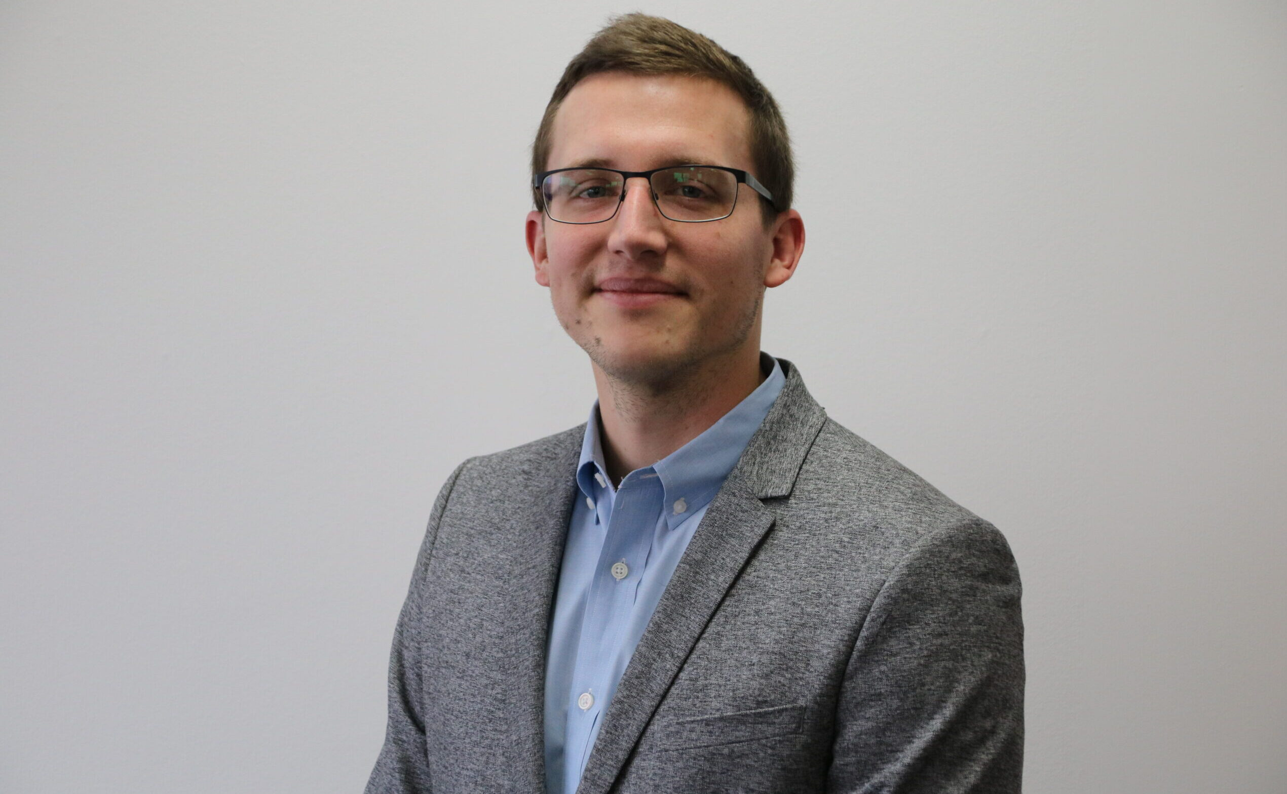 Congratulations to Michael New, our newest Professional Engineer!