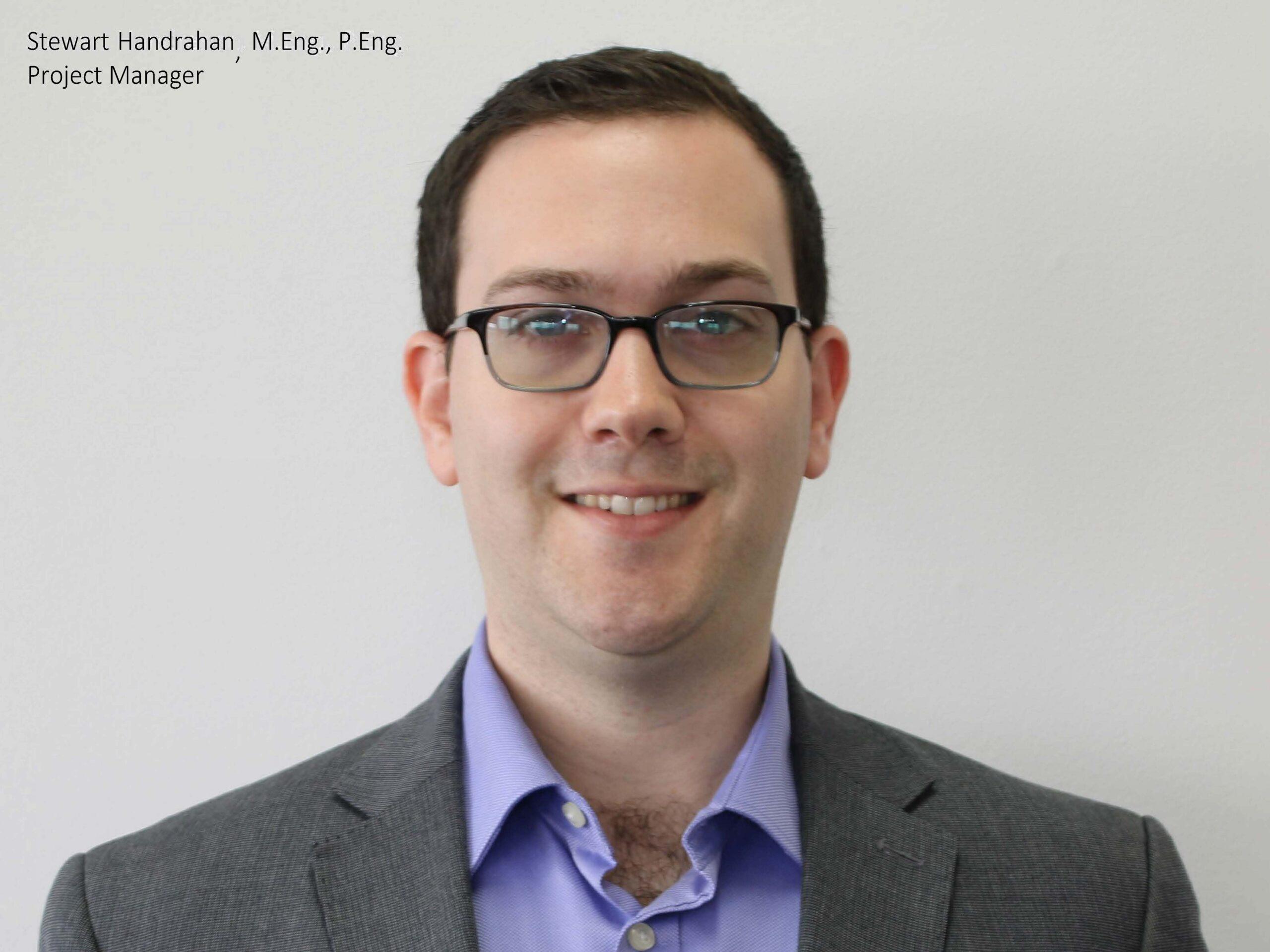 Stewart Handrahan presenting at the ACMO Webinar